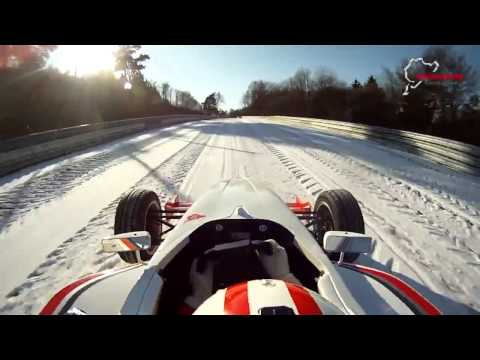 Nürburgring on Ice