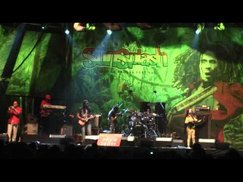 Max Romeo and band led by Diane White@ Rototom 2010