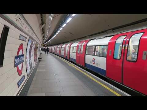 London Underground Extravaganza All 11 Lines! 29 November 2016