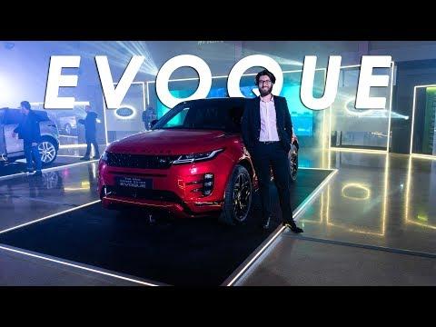 Un Primo Sguardo alla Range Rover Evoque 2019 - Walkaround & Interni (ENG SUBS)