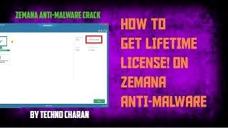 zemana antimalware crack - मुफ्त ऑनलाइन