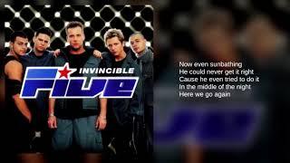 Five: 12. Mr. Z (Lyrics)