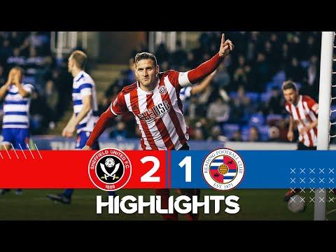 FC Reading 1-2 a.p. FC Sheffield United   ( The Em...