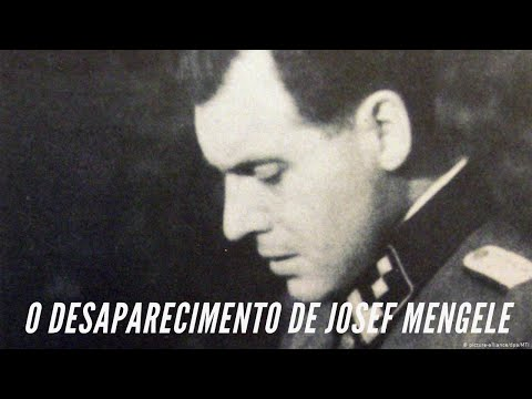 O desaparecimento de Josef Mengele ?livro conta o período que ele viveu na América do Sul