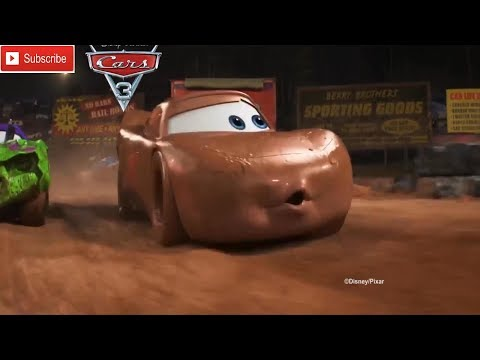 Cars 3 TRAILER  Lightning McQueen  , Cruz Ramirez  &  Miss Fritter  BEST CARS AND TOYS !!!!