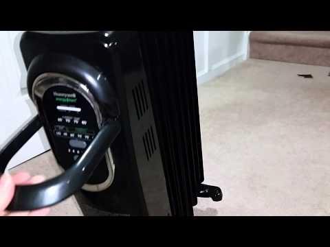 Honeywell electric radiator heater