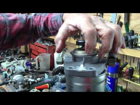 Fuel system Common Rail problem solved Nissan Navara 2 5 TDI
