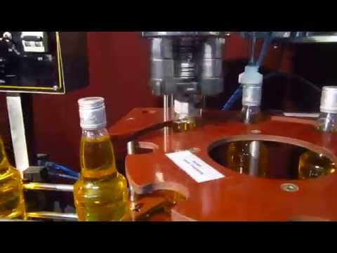 Glass Bottle ROPP Capping Machine