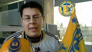 TIGRES UANL - Videoblog Tigres vs Union Española Copa Libertadores 2012