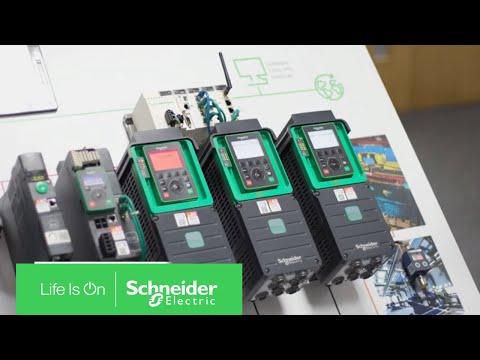 Schneider 0.18 To 15kw VFD
