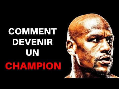 Comment devenir un champion | Floyd Mayweather vf sur Coach Fitness