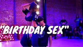 "JADE CHYNOWETH "" Birthday Sex "" Nicole Kirkland choreography- ft.Anthony Westlake"