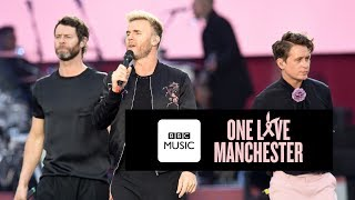 Take That - Shine (One Love Manchester)