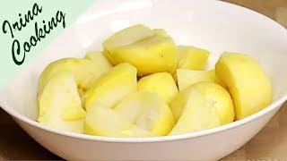 Как Вчерашний Картофель Превратить в Праздничный Гарнир 🎄 или Вкусный Ужин ○ Гарнир из Картофеля
