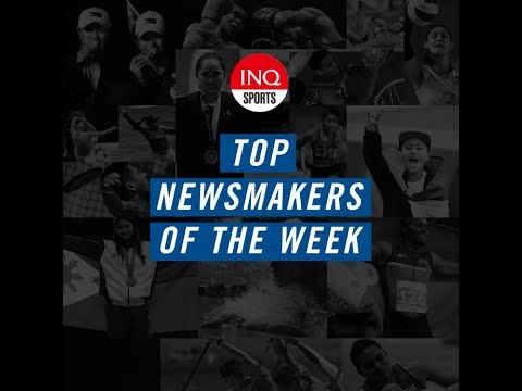 [Inquirer]  Sports Newsmakers (Sept. 6-12)