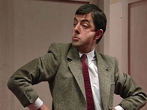 Mr. Bean In: The Missing Pants