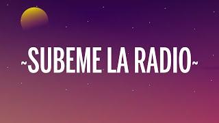 Enrique Iglesias - SUBEME LA RADIO (Letra/Lyrics) ft. Descemer Bueno, Zion & Lennox