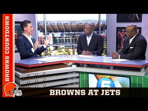 Getting Back on Track vs. Jets in Week 2 | Browns Countdown