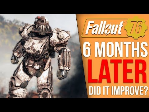 Fallout 76 - 6 Months Later