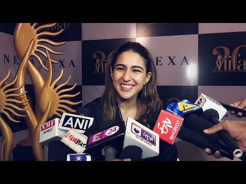 IIFA 2019 | Sara Ali Khan reveals what's 'special' about her debut performance