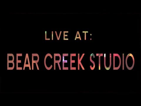Playing in Bear Creek Studios in Woodinville Washington.