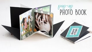 DIY Pop-up Photo Book