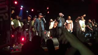 "112 , Dru Hill & Ginuwine "" Ill be Missing You "" BIG Medley #KingsofRNB"