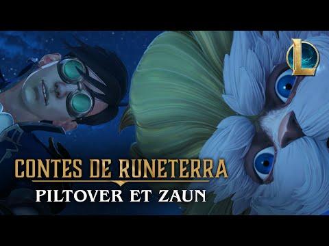 Les contes de Runeterra : Piltover et Zaun | « Du pur génie »