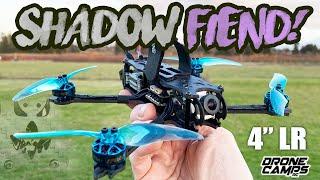 "CHEAPER BUT GOOD? - EACHINE SHADOW FIEND LR 4"" Long Range Fpv Drone - REVIEW, FLIGHTS, & COMPARE ????"