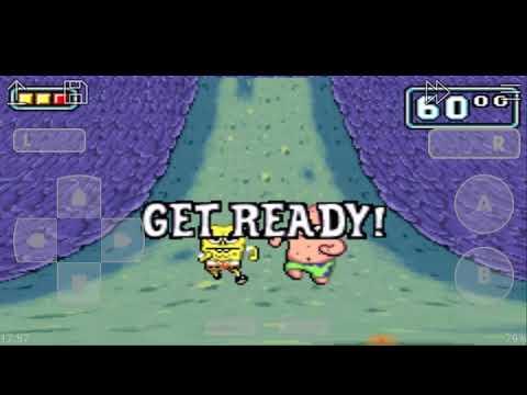 Download Spongebob Squarepants The Movie Gba All Levels Video 3GP