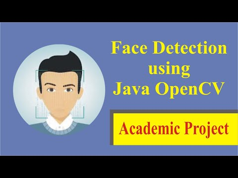 tutorial how to make real time face detection use java IDE