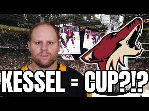 CAN PHIL KESSEL CARRY THE ARIZONA COYOTES TO THE STANLEY CUP? | NHL 19 | ARCADE REGIMENT