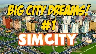 preview picture of video 'The BIG City = Cash Cow - SimCity 5 Gameplay'