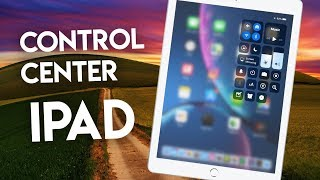 iOS 12 Control Center iPad - How to Use Control Center on iPad