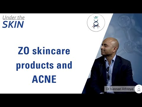 Under The Skin: ZO Skincare Products And Acne - Dr. Kannan Athreya Mp3