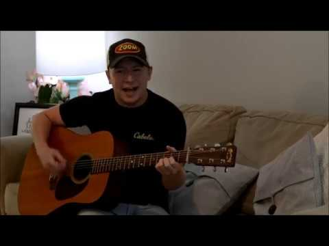 """""""What You See Is What You Get"""" by Luke Combs - Cover by Timothy Baker"""