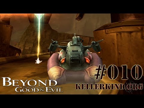 Der geheime Weg ★ #010 ★ We play Retro-Sonntag: Beyond Good and Evil [HD|60FPS]