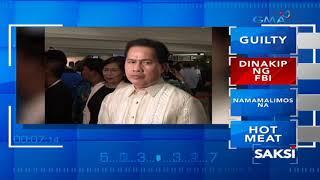 Saksi: 3 opisyal ng simbahan ni Pastor Quiboloy, arestado sa Amerika