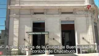 preview picture of video 'Hotel Postal Chacabuco'