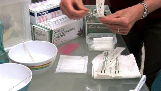 Trach Care and Cleaning Inner Cannula