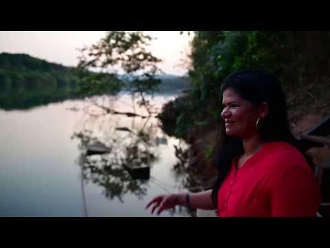 """No Encontro das Águas, moradora lembra os tempos de fartura do Rio Cuiabá - <font color=""""red"""">vídeo</font>"""