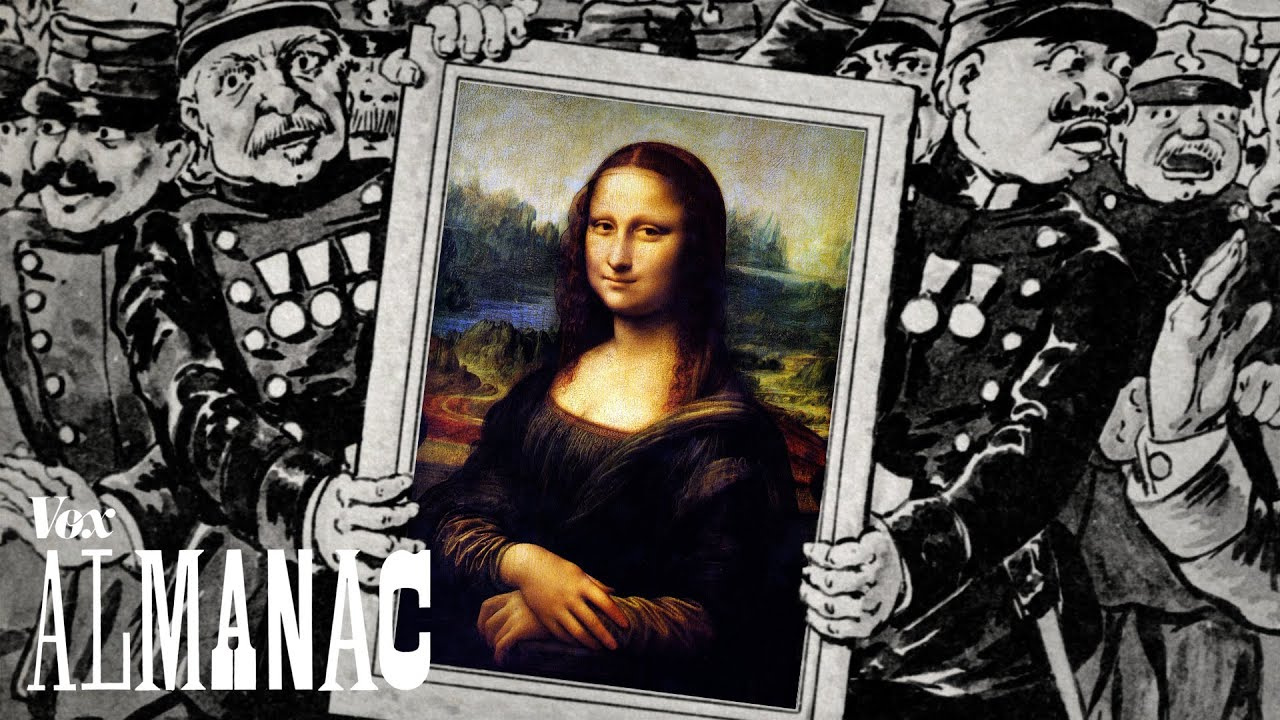How the Mona Lisa became so overrated thumbnail