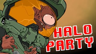 Halo Party