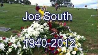 Joe South's Gravesite 1940-2012
