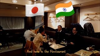 INDIAN FOOD in TOKYO JAPAN - ANDHRA DINING, Ginza