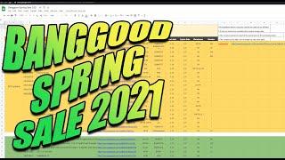 Spring RC Sale! Banggood 2021 Spring Sale - Save on Some FPV Gear!