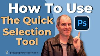 How To Use The Quick Selection Tool in Photoshop CC