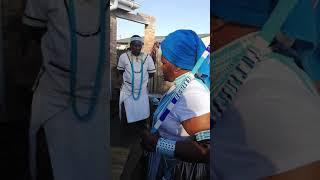 Umgoduso ka Nozihlwele ngu MaMgqwashu Mother well Oct 2018