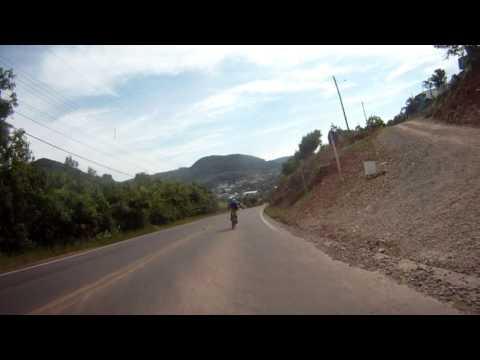 Desafio 9 Picos - Descida São José do Herval para Santa Maria do Herval.