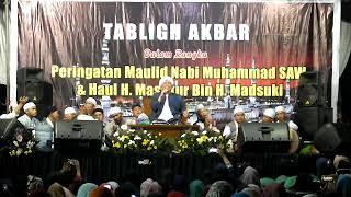 K.H Salimul Apip Sholawat Medley Ter Ajib!!! Solokan Jeruk Bersholawat